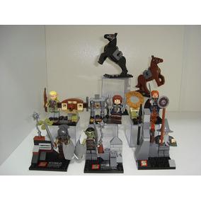 Senhor Dos Anéis E Hobbit Lego Compatível