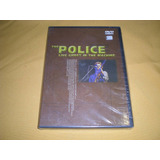 The Police (dvd) / Live Ghost In The Machine -nuevo- Cerrado