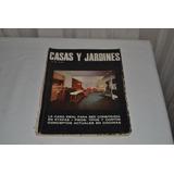 Revista Casas Y Jardines Decoracion Arquitectura Español