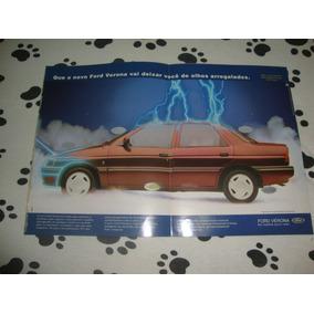 Poster/anúncio Ford Verona