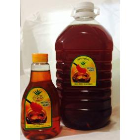 Miel Jarabe De Agave 5 Kg De Exportacion 100% Natural