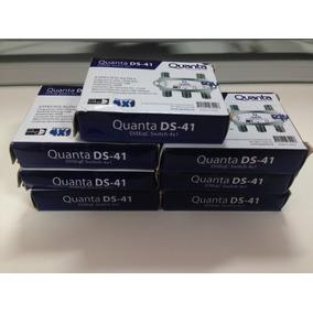 Pacote Com 5 Peças Chave Diseqc 4x1 Quanta Ds 41