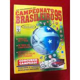 Álbum Campeonato Brasileiro 95 Imcompl Corinthians Flamengo