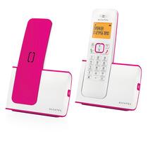 Teléfono Inalámbrico G280 Rosa Alcatel