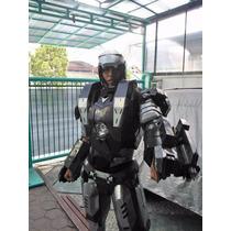Armadura Homem De Ferro - Kit Projeto War Machine+extras