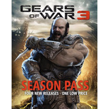 Gear Of Wars 3,seasons Pass,dlc O Packs Para Jugar En Xbox