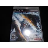 Metal Gear Rising De Ps3 Sellado Nuevo Oferta!!!