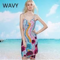 Pareo Vestido Sarong Cover-up Playa