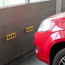 Protetor De Parachoque P/ Carro - 1 Peça (3cm) Auto Adesivo