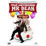 Box Dvd Mr. Bean Ed Comemorativa Feliz Aniversario 3 Discos