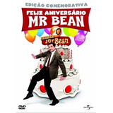 Box Dvd Triplo Mr. Bean Edição Aniversario Original Lacrado