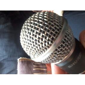 Capsula Microfone Sem Fio Shure Beta Sm58a