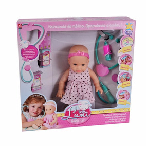 Baby Luni Médica - Divertoys