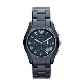 ac2a73fcc56 Relogio Emporio Armani Ceramica Original - Relógios De Pulso