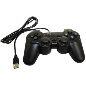 Control Gamepad Tipo Play Station Para Pc Y Laptop - Te537