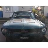 Guardafangos Delanteros De Mustang 67 , 68