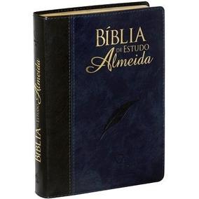 Bíblia De Estudo Almeida Atualizada - Nova Edição