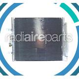 Condensador De Fiat Palio/siena/idea 1.8 Año 06/08 (601)