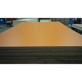Placa Melamina Color Naranja 18mm 1,83 X 2,82 - Linea Joven