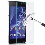 Protector De Pantalla Vidrio Templado Sony - Varios Modelos