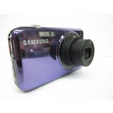 Oferta Cámara Samsung Pl120 14mp Doble Pantalla 8gb Estuche