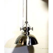 Lámpara Antigua / Colgante / Diseño Vintage Industrial