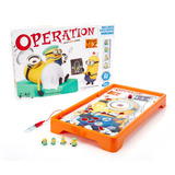 Operando Minion Con 4 Figuras Exclusivas