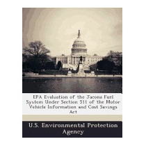 Libro Epa Evaluation Of The Jacona Fuel System Under Section