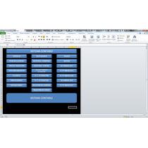 Sistema Contable,en Excel