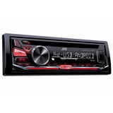 Radio Para Carro Jvc Kd-r470 Cd-usb-aux Am/fm