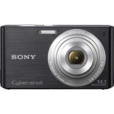 Sony - Cyber-shot Dsc-w610 Cámara Digital De 14.1 Megapíxele