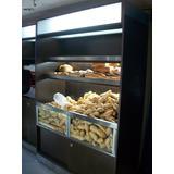 Muebles Panadería-con Empaque Integrado