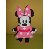 Peluche Minnie Mouse Original Disney 35 Cms Mimi