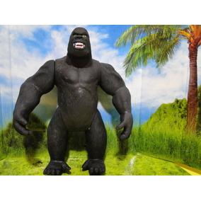 Boneco Gorila King Kong Articulado 25cm