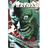 A Sombra Do Batman 27 Novos 52 - Bonellihq Cx122 L17