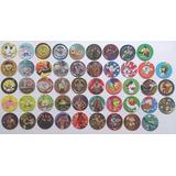 Tazos 20 Aniversario 46 + 2 Stickers Sabritas