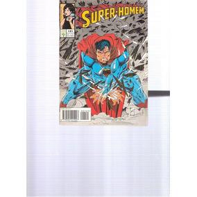 Super-homem 121 - 1994 - Ed. Abril