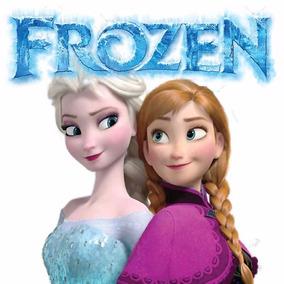 Kit Imprimible Editable Frozen Elsa Anna Olaf Y Más