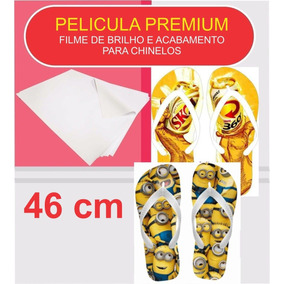 Pelicula Premium Para Chinelos Original Promafilm
