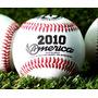 Pelota América 2010t Docena 5oz Oficial Beisbol Profesional