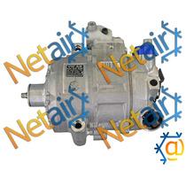 Compressor Denso Vw Polo S/cj Embreagem Ar Digital