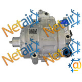 Compressor Denso Vw Polo S/cj Embreagem Ar Digital