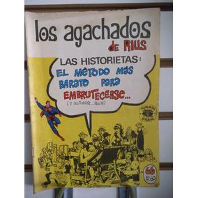 Comic Los Agachados De Rius 66 Editorial Posada