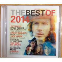 Cd The Best Of 2014 Mojo U.k. (beck Jack White War On Drugs)