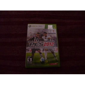 Pes 2012 Xbox 360- Pro Evolution Soccer 2012