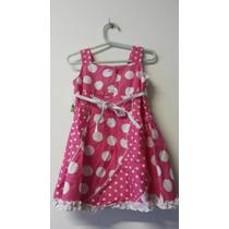 Vestido De Nena Para 1-3 Años Importado De America