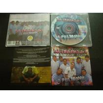 Los Ihuana Za A Pulmon 2008 Argentina Cd Nm+