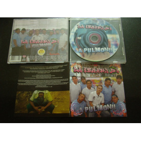 Los Ihuana Za A Pulmon 2008 Argentina Cd Nm+
