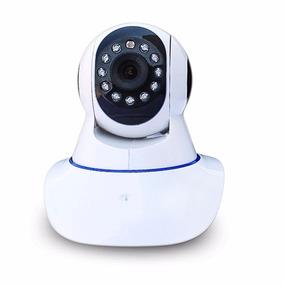 Cámara Hd Ip Wifi Motorizada Dvr P2p App Alarma Por Email !!