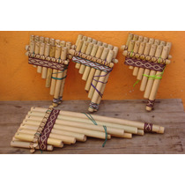 Sikus Chuly Ajuinstrumentos 15 Tubos Sol Mayor